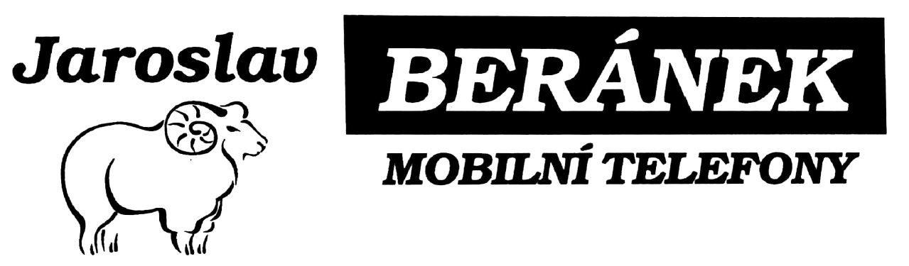 Mobilní telefony Jaroslav Beránek